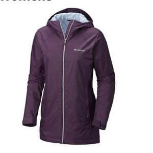 NWT Columbia Switchback Lined Long Jacket - 3XL